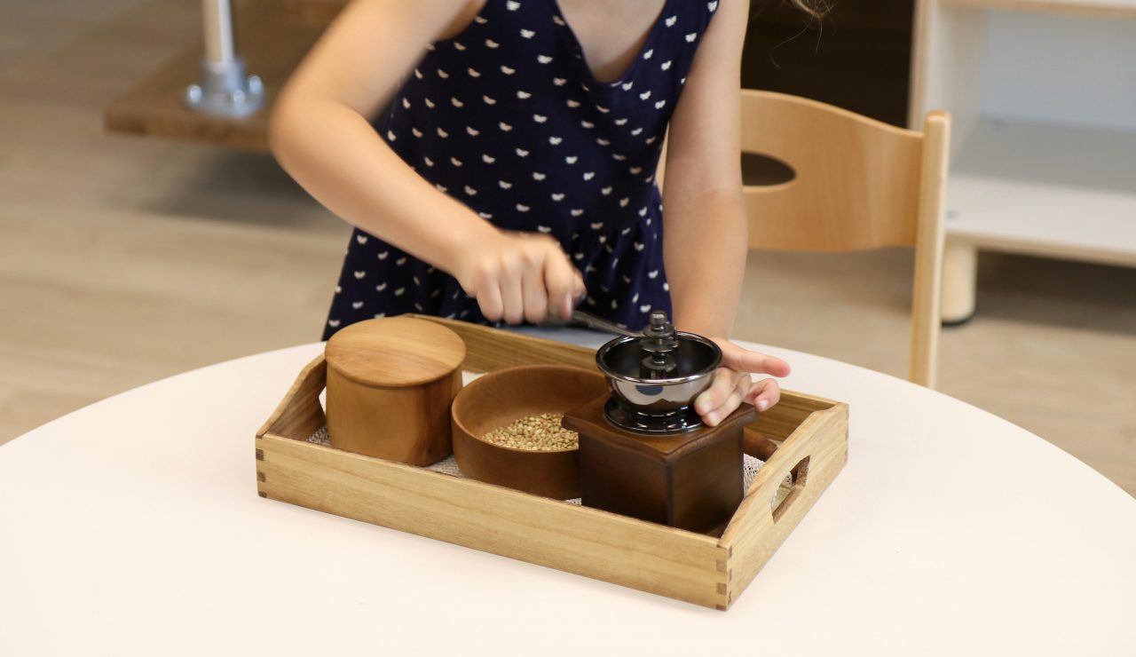 Montessori metode