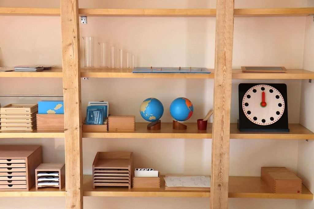 Montessori pirmsskola Krasainas Perles