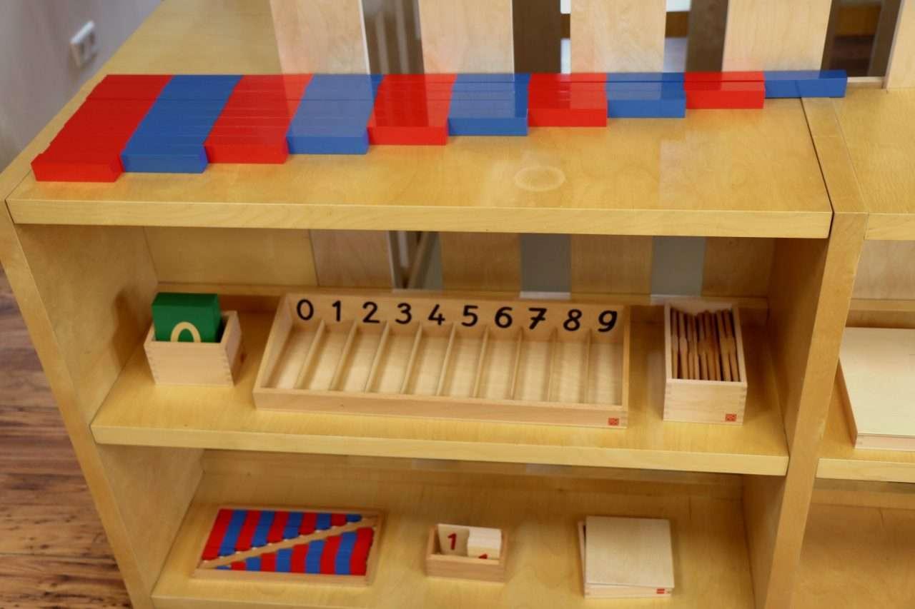 Montesori matematika